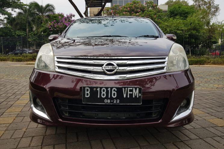 Nissan Grand Livina 1.8 Hws A/T