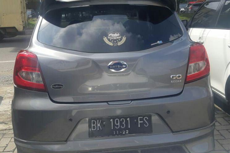 Datsun Go + Type A