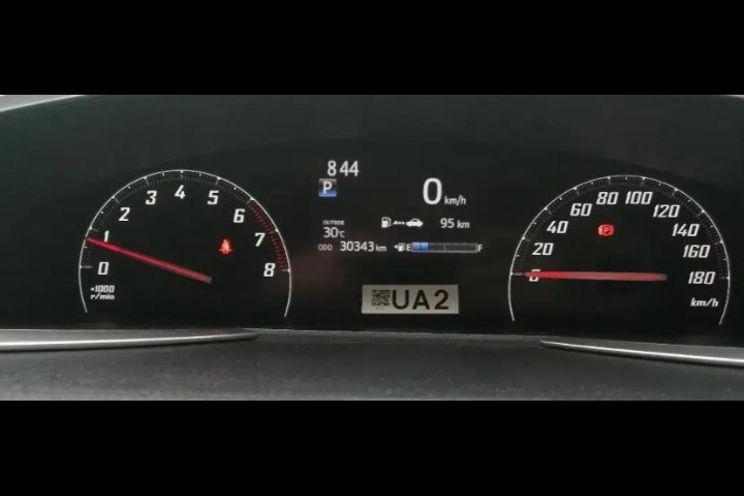 Toyota Sienta 1.5 q Cvt