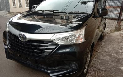 TOYOTA GRAND NEW AVANZA E AT