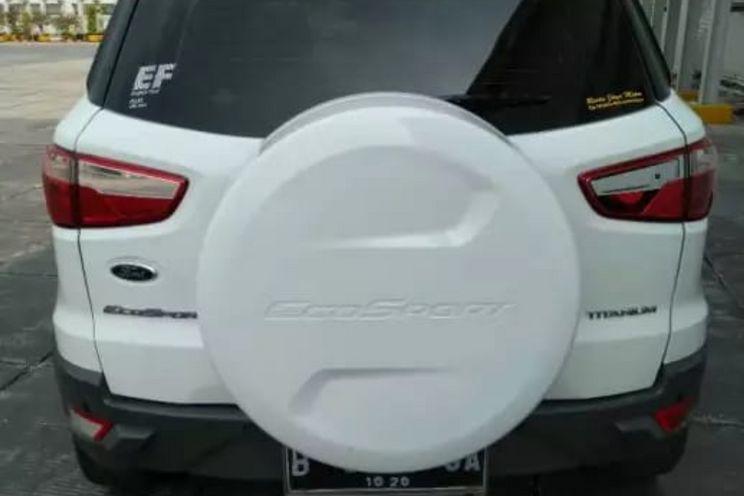 Ford New Ecosport Titanium At