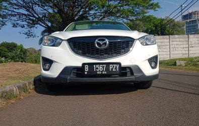 MAZDA CX 5 TOURING 2.5 AT