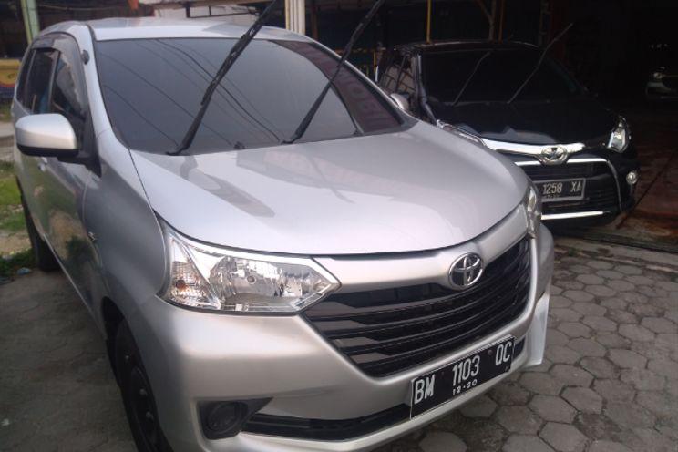 Toyota Grand New Avanza e Mt