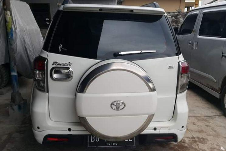 Toyota Rush s Vvti M/T
