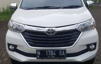 TOYOTA GRAND NEW AVANZA 1.5 G MT