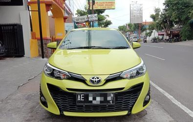 TOYOTA ALL NEW YARIS G A/T