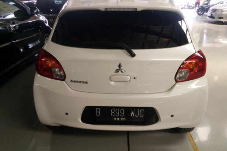 Mitsubishi Mirage Exceed At