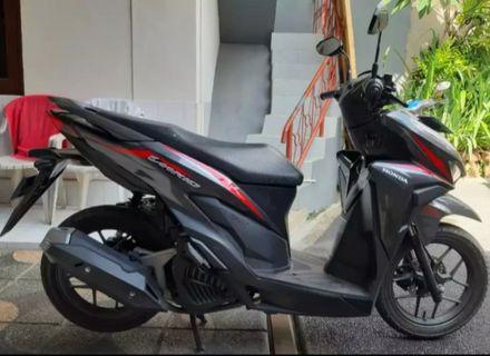 jual motor bekas honda vario 125 cbs iss tahun 2018 190181 momotor id motor bekas honda vario 125 cbs iss