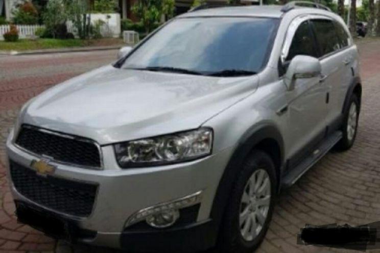 Chevrolet Captiva Captiva Dsl2.0 Lat