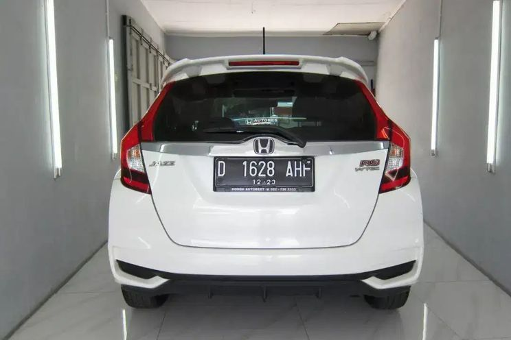 Honda New Jazz Rs Cvt