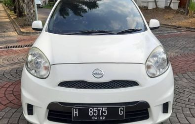 NISSAN MARCH 1.2L AT
