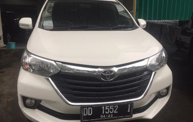 TOYOTA GRAND NEW AVANZA G AT
