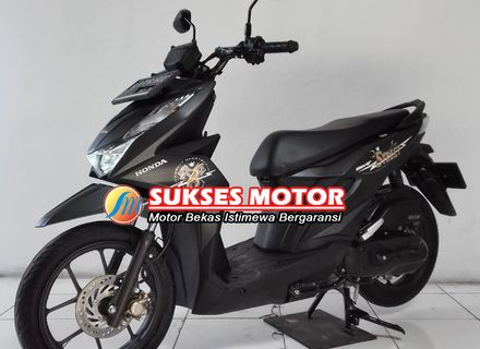 Honda New Beat Street Esp