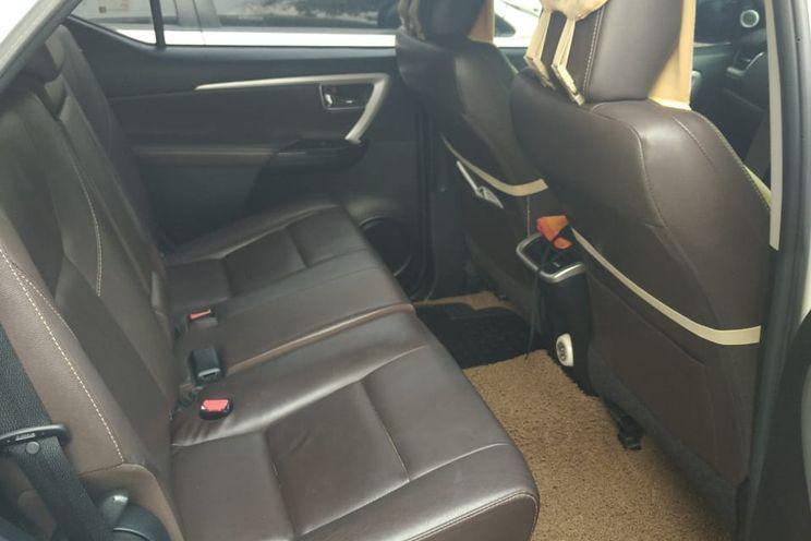 Toyota Fortuner 4x2 m Diesel Trd