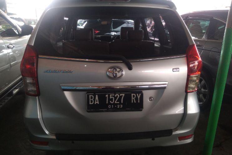 Toyota New Avanza g 1.3 Mt