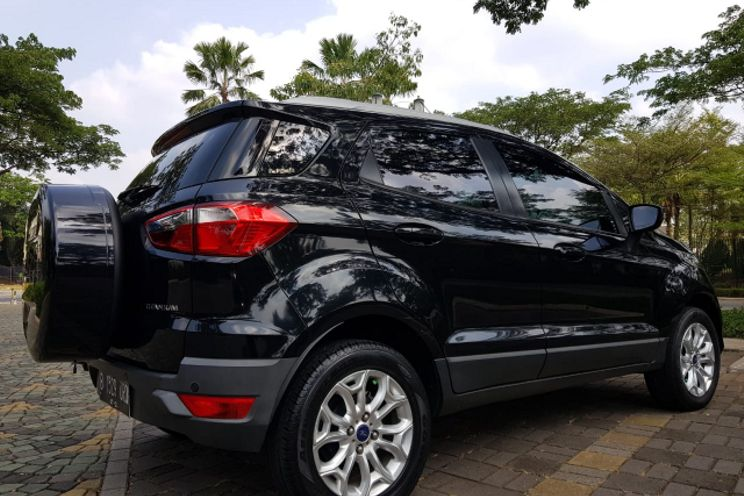 Ford New Ecosport Titanium At