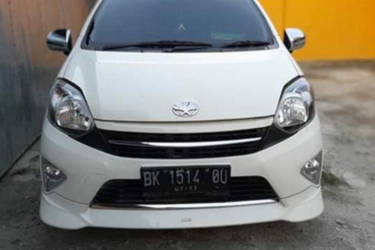Toyota Agya 1.2 g At Trd