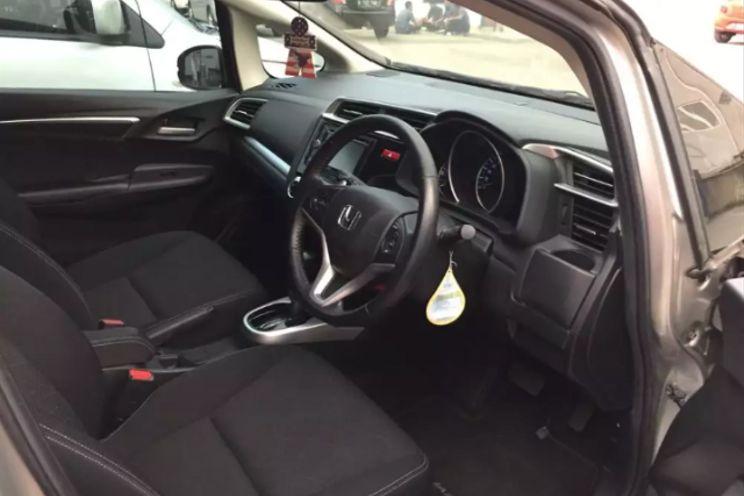 Honda New Jazz Rs Cvt