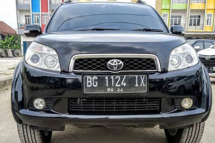 Toyota Rush g Vvti 1.5 M/T