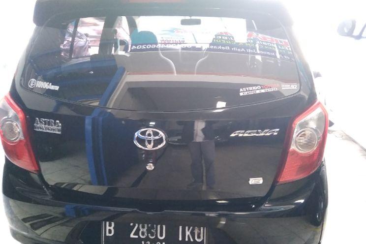 Toyota Agya E 1.0 M/t