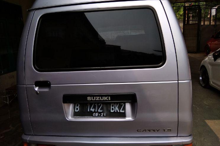 Suzuki Carry Deluxe Real Van