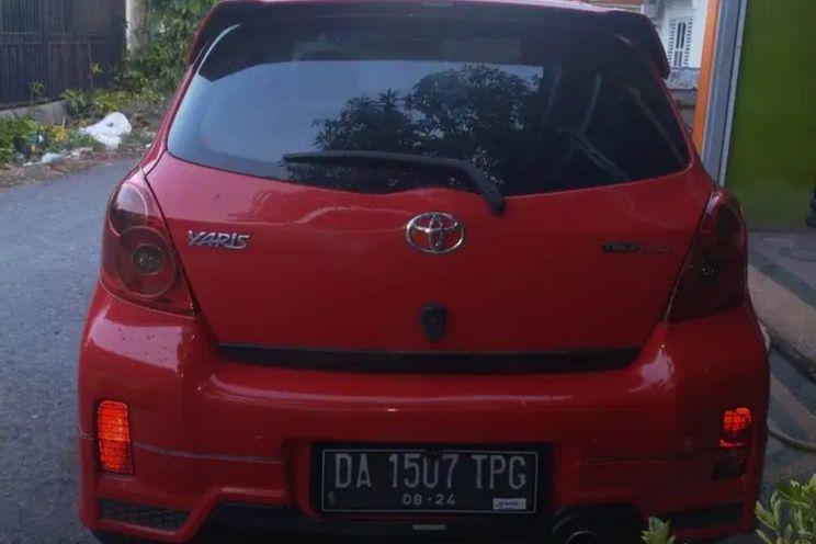 Toyota Yaris Trd s Sportivo Mt
