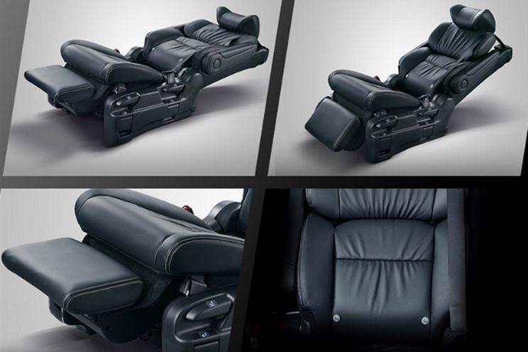 Honda Odyssey 2.4 e Cvt
