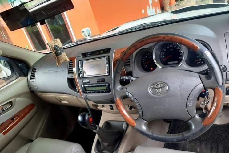 Toyota Fortuner Sport G4x2mt