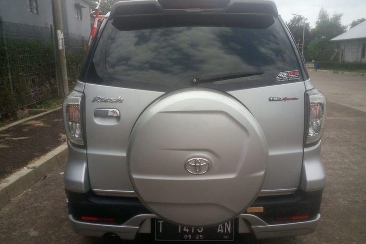 Toyota New Rush 1.5 s Mt Trd