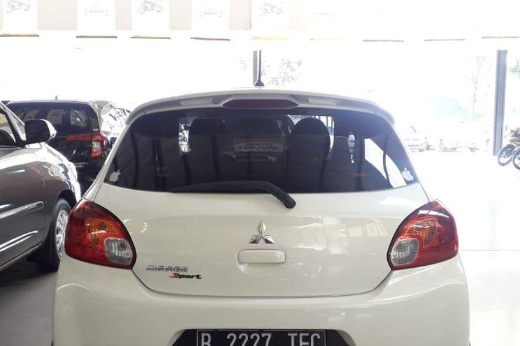 Mitsubishi Mirage Sport
