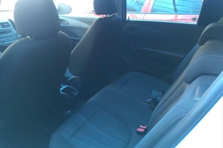 Chevrolet New Aveo 1.4 Lt At