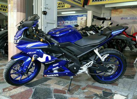 All New R15 155 Vva