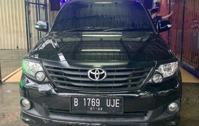 TOYOTA FORTUNER G 4X2 DSL VNT AT