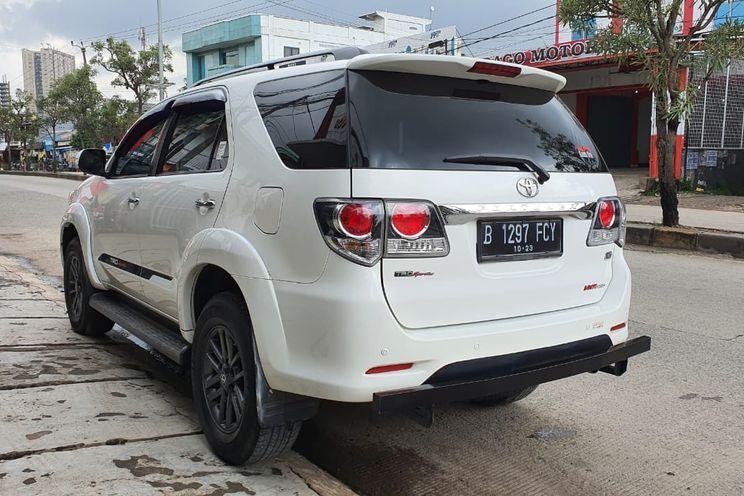 Toyota Fortuner 4x2 Trd Vnt