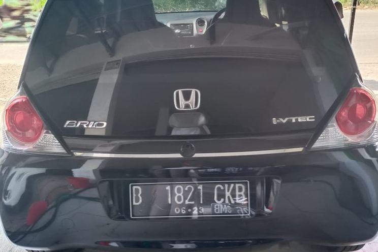 Honda Brio e A/T