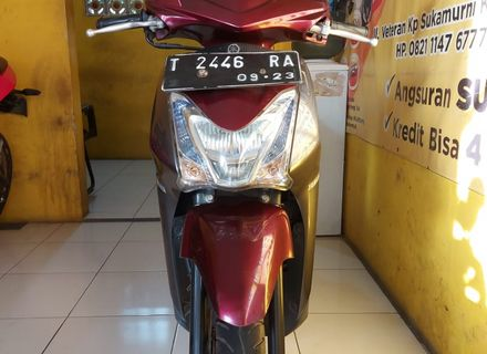 Yamaha Mio Se