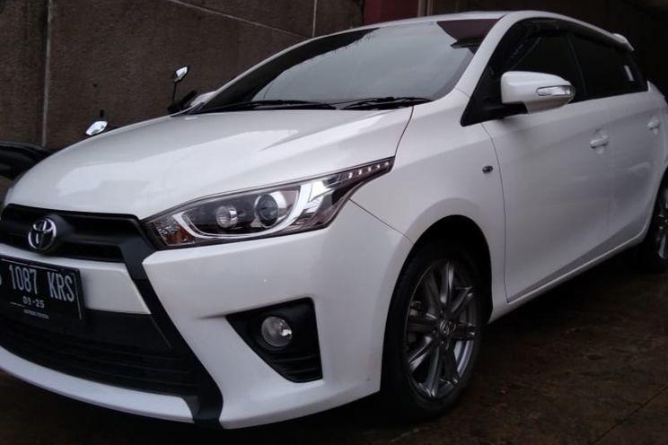 Toyota New Yaris 1.5 g A/T