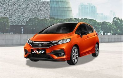HONDA JAZZ GE8 1.5S MT