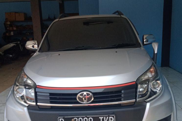 Toyota Rush 1.5s Vvti Mt Trd Ltd