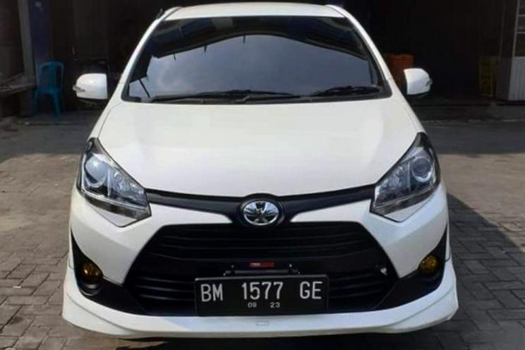 Toyota Agya 1.2 g Trd