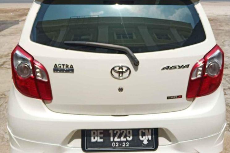 Toyota Agya s Tdr M/T