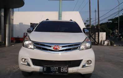 TOYOTA NEW AVANZA G SPORTY MT