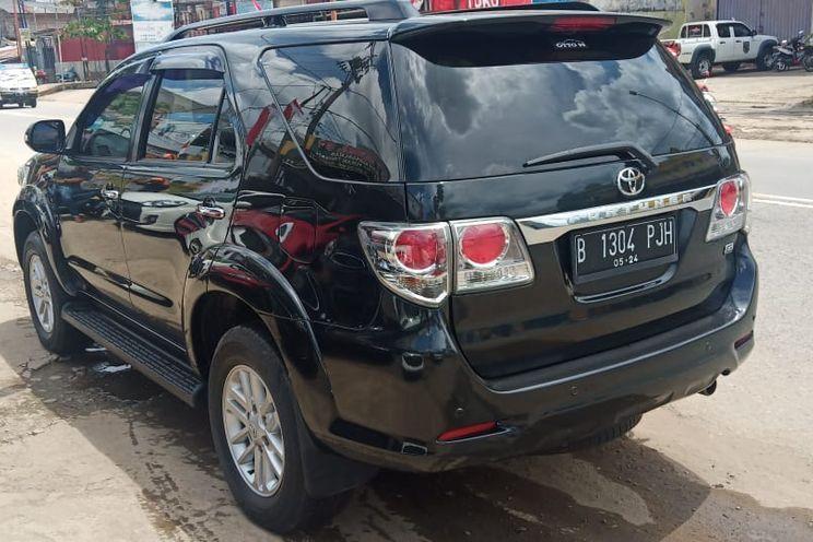 Toyota Fortuner g 4x2 Atlx