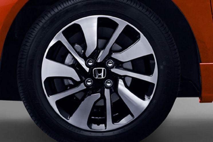 Honda New Brio Satya e M/T