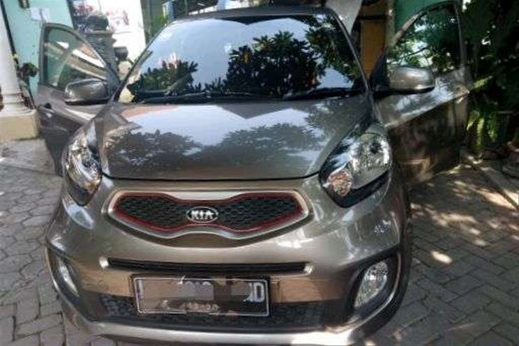 Kia Picanto Se At Std