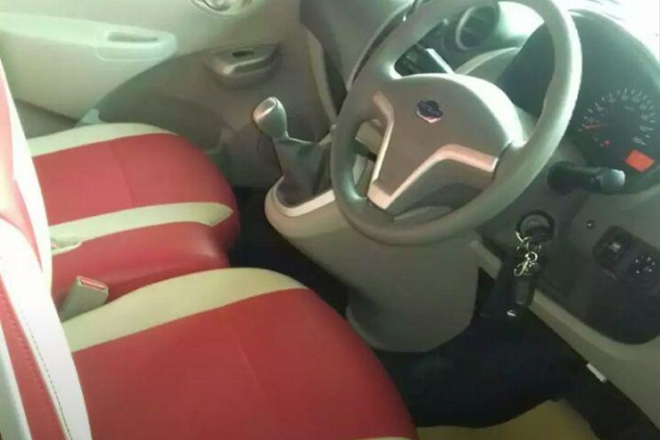 Datsun Go + Panca