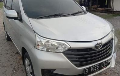 TOYOTA GRAND NEW AVANZA E MT STD