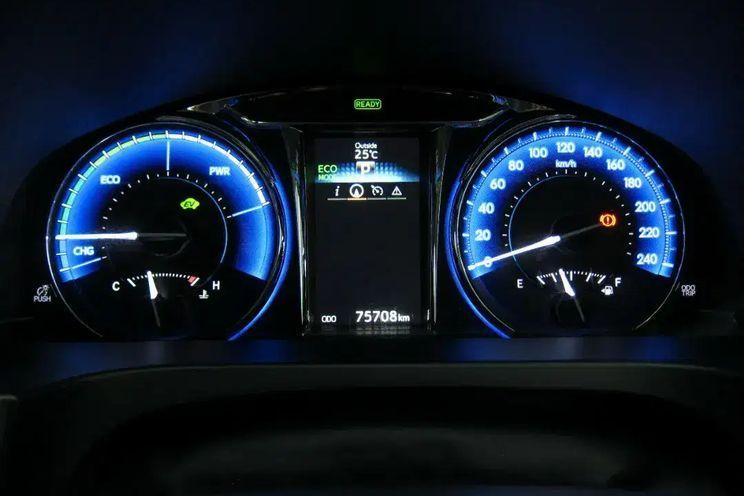 Toyota Camry 2.5 At Hybrid