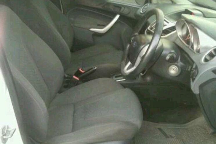 Ford Fiesta 1.6 At Sport