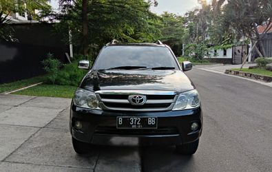 TOYOTA FORTUNER G 4X2 ATLX